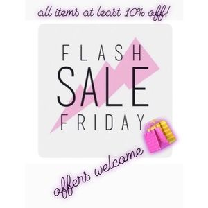 Other - Flash Sale Friday! 🛍🛒🏷🌟